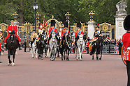Trooping The Colour - The Queen's official birthday
