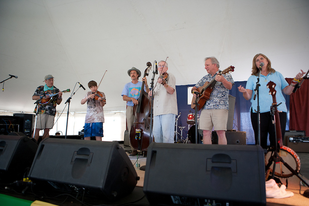 Clogging with John Kirk, Trish Miller and the Fiddlestyx and special guests