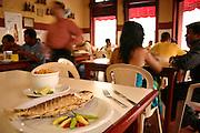 Manaus_AM, Brasil.<br /> <br /> Bar Galo Carijo em Manaus, Amazonas.<br /> <br /> Galo Carijo bar in Manaus, Amazonas.<br /> <br /> Foto: JOAO MARCOS ROSA / NITRO