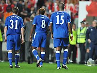 20091022: LISBON, PORTUGAL - SL Benfica vs Everton: Europa League 2009/2010 - Group Stage. In picture: . PHOTO: Alexandre Pona/CITYFILES