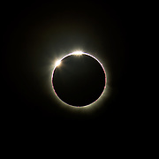 Sequence of Total Solar Eclipse, Uganda, 3 November, 2013