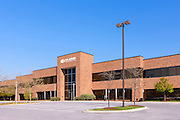 Architectural Exterior Image of St. John Properties Corporate Headquarters by Jeffrey Sauers of Commercial Photographics, Architectural Photo Artistry in Washington DC, Virginia to Florida and PA to New England