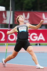 Samsung Diamond League adidas Grand Prix track & field; Barbora Spotakova, CZE, Javelin