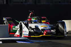 October 17, 2018 - Valencia, Spain - 11 DI GRASSI Lucas (bra), Audi Sport ABT Schaeffler Formula E Team during the Formula E official pre-season test at Circuit Ricardo Tormo in Valencia on October 16, 17, 18 and 19, 2018. (Credit Image: © Xavier Bonilla/NurPhoto via ZUMA Press)
