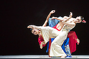 The 16th century epic The Peony Pavilion is one of the most enduring love stories in Chinese literature. Originally performed as a Kunqu Opera in a 20-hour cycle, it is redrawn by director Li Liuyi and choreographer Fei Bo into a pioneering two-act fusion ballet, combining Western style choreography with traditional Chinese influences.