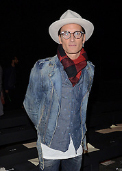 Oliver Proudlock attends LCM a/w 2015 Oliver Spencer Show  at The Old Sorting House, New Oxford Street,  London on Saturday 10 January 2015
