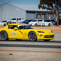 Photo from Racewars 2014, at Wyalkatchem, Western Australia.