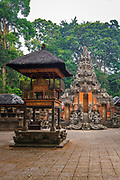 Pura Dalem Agung Padangtegal (Hindu temple of Death), Sacred Monkey Forest Sanctuary, Ubud, Bali, Indonesia