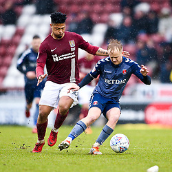Northampton Town v Charlton Athletic | League One | 30 March 2018