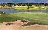 HEELSUM - Airborne 9 met daarachter Sandr 9. Heelsumse Golf Club. COPYRIGHT KOEN SUYK