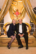 Peggy Scott Laborde and Errol Laborde at the New Orleans Museum of Art Odyssey Ball