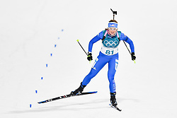 February 10, 2018 - Pyeongchang, South Korea - 180210 Emily Dreissigacker of USA competes in Women's Biathlon 7,5 km Sprint during day one of the 2018 Winter Olympics on February 10, 2018 in Pyeongchang..Photo: Petter Arvidson / BILDBYRN / kod PA / 87614 (Credit Image: © Petter Arvidson/Bildbyran via ZUMA Press)