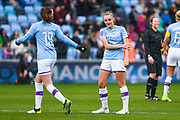 Manchester City Women forward Georgia Stanway (10) during the FA Women's Super League match between Manchester City Women and West Ham United Women at the Sport City Academy Stadium, Manchester, United Kingdom on 17 November 2019.