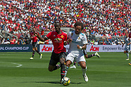 Manchester United V Real Madrid - 23 July 2017