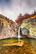 Babsko Praskalo waterfall in Balkan Mountains