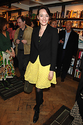 CATHERINE BLYTH at a party to celebrate the publication of The New English Table by Rose Prince held at The Daunt Bookshop, Marylebone High Street, London on 9th April 2007.<br /><br />NON EXCLUSIVE - WORLD RIGHTS