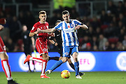 Brighton & Hove Albion winger Jamie Murphy (15) during the EFL Sky Bet Championship match between Bristol City and Brighton and Hove Albion at Ashton Gate, Bristol, England on 5 November 2016.