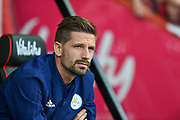 Leicester City Midfielder, Adrien Silva (23) during the Premier League match between Bournemouth and Leicester City at the Vitality Stadium, Bournemouth, England on 15 September 2018.