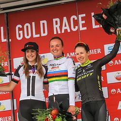 15-04-2018: Wielrennen: Amstel Gold race women: Valkenburg