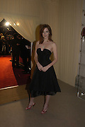 Kelly Reilly. The London party on the Eve of the Baftas hosted by United Pictures and Variety to benefit Lepra. Sponsored by Steinmetz, Chatila jewellers, and E Entertainment. Spencer House. St. james's Place. London. 18 February 2006. ONE TIME USE ONLY - DO NOT ARCHIVE  © Copyright Photograph by Dafydd Jones 66 Stockwell Park Rd. London SW9 0DA Tel 020 7733 0108 www.dafjones.com