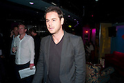 DANNY DYER, After-party for the film premiere of BONDED BY BLOOD at Punk Soho. London. 31 August 2010. -DO NOT ARCHIVE-© Copyright Photograph by Dafydd Jones. 248 Clapham Rd. London SW9 0PZ. Tel 0207 820 0771. www.dafjones.com.
