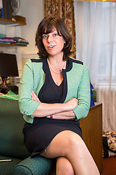 Portraits of Internet Tsar Claire Perry Conservative Member of Parliament for Devizes, UK,<br /> 14, May 2013<br /> Picture by i-Images<br /> File Photo - Claire Perry says politicians have 'out of touch sense of entitlement' .<br /> David Cameron's advisor on child abuse has lashed out at the Westminster 'chumocracy' that has protected itself from allegations of paedophilia. Photo filed Friday 11 July 2014.