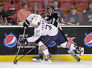 OKC Barons vs San Antonio Rampage, Game 1 - 5/3/2012