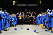 Undergraduate Commencement, Spokane Veterans Memorial Arena