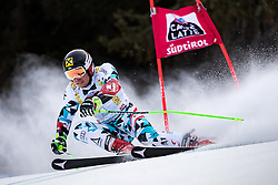 19.12.2016, Grand Risa, La Villa, ITA, FIS Ski Weltcup, Alta Badia, Riesenslalom, Herren, 1. Lauf, im Bild Marcel Hirscher (AUT) // Marcel Hirscher of Austria in action during 1st run of men's Giant Slalom of FIS ski alpine world cup at the Grand Risa race Course in La Villa, Italy on 2016/12/19. EXPA Pictures © 2016, PhotoCredit: EXPA/ Johann Groder