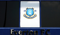 Photo: Paul Thomas.<br />Everton v Manchester United. The Barclays Premiership. 28/04/2007.<br /><br />Everton Football Club reception.