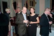 ALAIN DE BOTTON; CHARLOTTE DE BOTTON, Grayson Perry 50th birthday party. Finsbury Town Hall. London. 26 March 2010