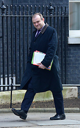© Licensed to London News Pictures. 05/03/2013. Westminster, UK Energy and Climate Secretary.Ed Davey Ministers after a Cabinet Meeting at number 10 Downing Street on 5th March 2013. Photo credit : Stephen Simpson/LNP
