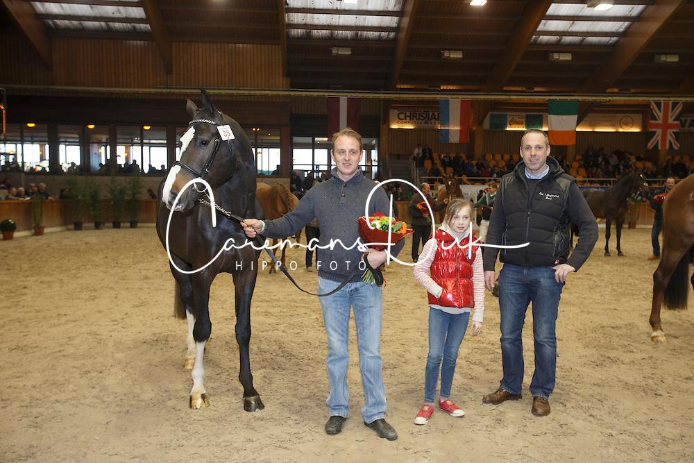 35 - Libert van't Ruytershof<br /> BWP Hengstenkeuring 2014<br /> Zilveren Spoor Moorsele 2014<br /> &copy; Dirk Caremans