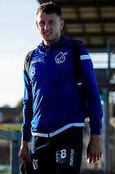 Ollie Clarke of Bristol Rovers arrives at Memorial Stadium prior to kick off - Mandatory by-line: Ryan Hiscott/JMP - 17/09/2019 - FOOTBALL - Memorial Stadium - Bristol, England - Bristol Rovers v Gillingham - Sky Bet League One