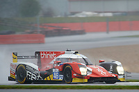 Mathias Beche (CHE) / Ryo Hirakawa (JPN) / Pierre Thiriet (FRA)  #46 Thiriet by TDS Racing, Oreca 05, Nissan VK45DE 4.5 L V8, European Le Mans Series, Round 1, at Silverstone, Towcester, Northamptonshire, United Kingdom. April 15 2016. World Copyright Peter Taylor/PSP.