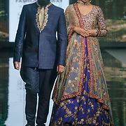 BIBI showcases latest collection at the National Asian Wedding Show on 11th Novmber 2017, Olympia London.