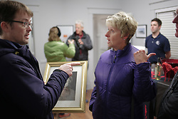 "The Courier Journal hosted a ""iconic"" images show, Saturday, Dec. 06, 2014 at House of Bleu Galleries in Louisville."