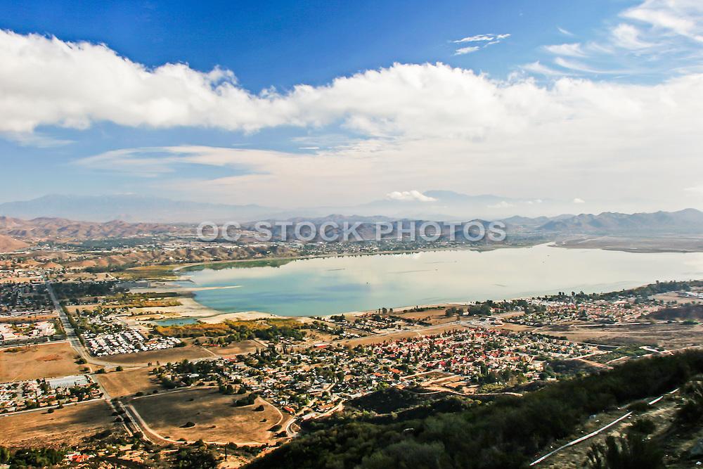 Lake Elsinore City View