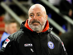 Rochdale Manager, Keith Hill - Photo mandatory by-line: Matt McNulty/JMP - Mobile: 07966 386802 - 24/03/2015 - SPORT - Football - Oldham - Boundary Park - Oldham Athletic v Rochdale - SkyBet League 1