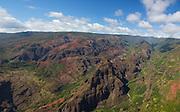 Olokele Canyon, Kauai, Hawaii