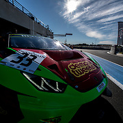 Blancpain Test Days 2018