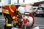Feuerwehr probt Erntfall