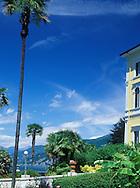 The Grand Hotel in Bellagio, Lake Maggiore<br /> Italy