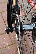 BELGIUM / MORKHOVEN / CYCLING / WIELRENNEN / CYCLISME / CYCLOCROSS / CYCLO-CROSS / VELDRIJDEN / NIELS ALBERT / BKCP-POWERPLUS / SHIMANO DISC BRAKES / KOPPENBERGCROSS / COLNAGO /