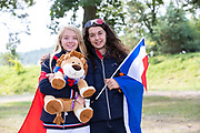 Capucine Noel - Ella Lostria<br /> Longines FEI European Championships 2018<br /> © DigiShots