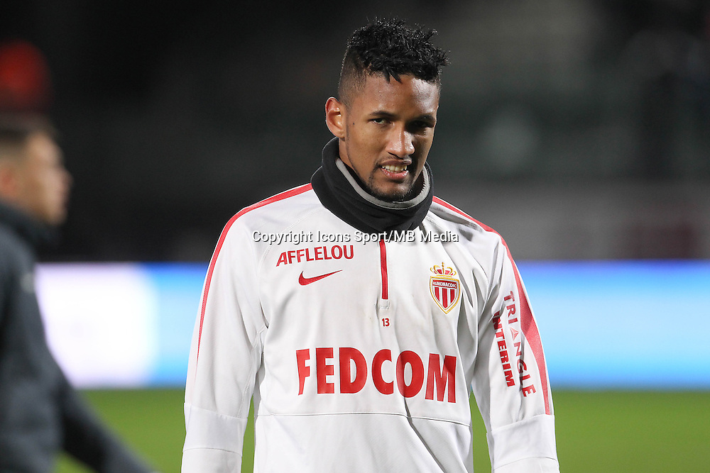 Wallace FORTUNA DOS SANTOS - 20.12.2014 - Metz / Monaco - 17e journee Ligue 2<br />