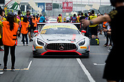 Raffaele MARCIELLO, Mercedes-AMG Team GruppeM Racing, Mercedes - AMG GT3<br /> 64th Macau Grand Prix. 15-19.11.2017.<br /> SJM Macau GT Cup - FIA GT World Cup<br /> Macau Copyright Free Image for editorial use only