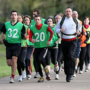 PARKFIT CAMBRIDGE MARCH 5TH 2011 CHERRY HINTON