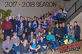 00 Volunteer Dinner 2017 - 2018 Season