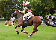Burghley Horse Trials 2011 - Cross Country Event